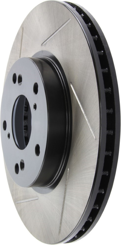 StopTech 30.553.1112.99 Aero Rotor with Hardware Right, Slotted