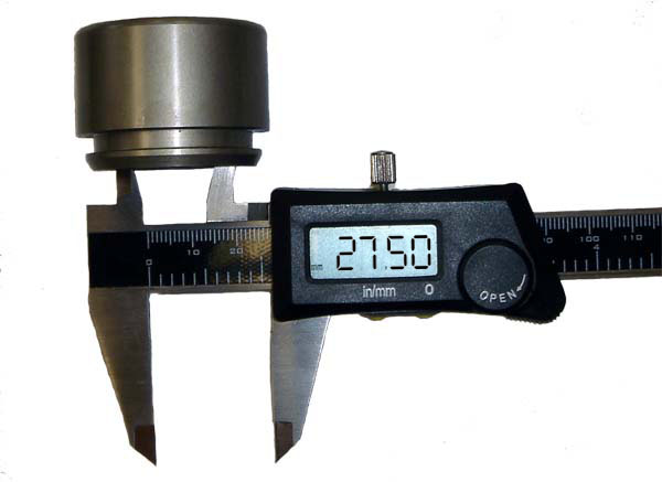 Measure Piston Inner Diameter