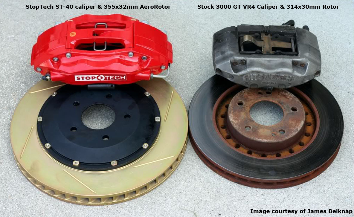 Mitsubishi 3000GT VR4 Products